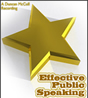 Effective Public Speaking CD & MP3