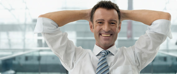 Stop excessive sweating