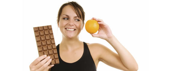 You Can Stop Eating Too Much Chocolate | JustBeWell.com